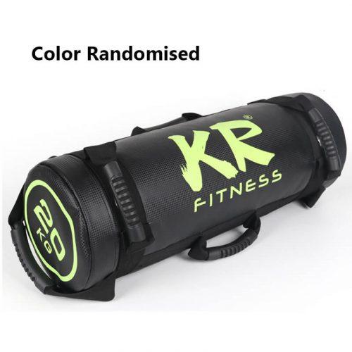 Power Bag KR Fitness noir 20 kg