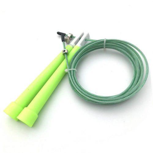 corde à sauter MMA verte