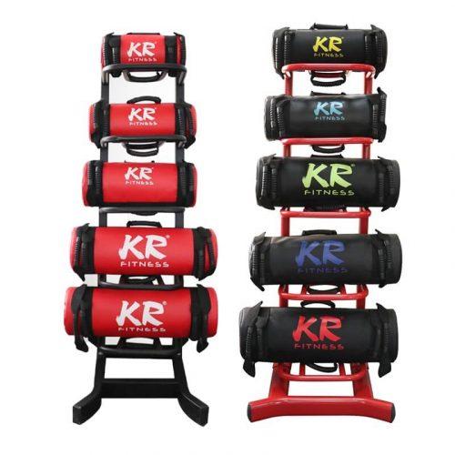présentation des power bag KR Fitness tous les modèles