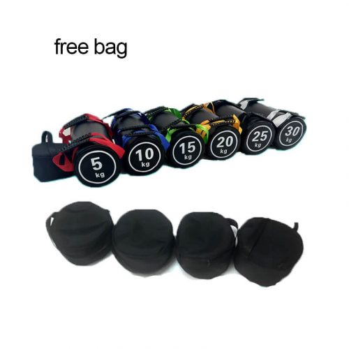 série complète sacs lestés sandbag Fighter Gear